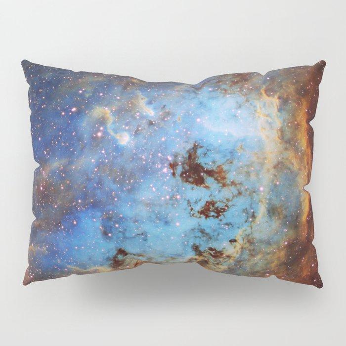 The Tapdole Nebula Pillow Sham