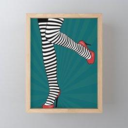sexy Framed Mini Art Print