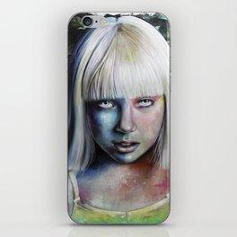 Maddie Chandelier iPhone Skin