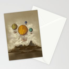 The Voyage Stationery Cards