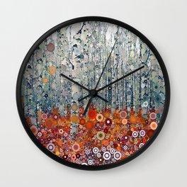 :: Run Free Woods :: Wall Clock