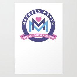 2012 Official Badge Art Print