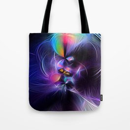 Infinite Beginnigs to a Long Journey Tote Bag