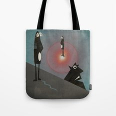 Intro to Surrealism Tote Bag