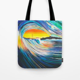 To the Gate Tote Bag