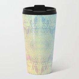 bright sky refraction Travel Mug