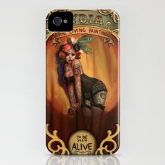 Lydia iPhone (4, 4s) Slim Case