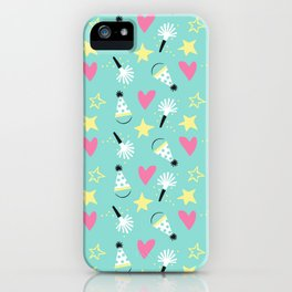 Party stars iPhone Case