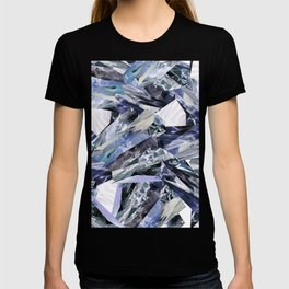 Ice Blue Crystalize T-shirt