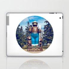 Retro Smokey Laptop & iPad Skin