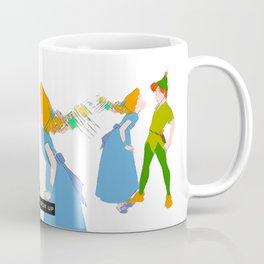 PETER & WENDY Coffee Mug