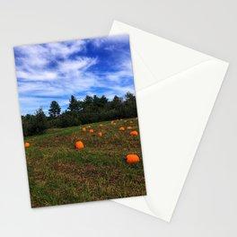 Ricker Hill Pumpkins Stationery Cards