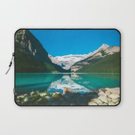 Lake Louise, Alberta Laptop Sleeve