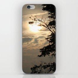 Setting Sun iPhone Skin