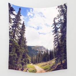 Chicago Lakes Wall Tapestry