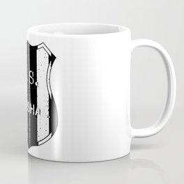 Marshal Shieldl Badge Coffee Mug
