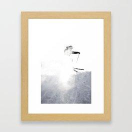 Oystein Braaten - innrunn switch'n Framed Art Print