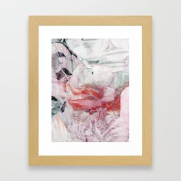 Insidious Coruscation Framed Art Print