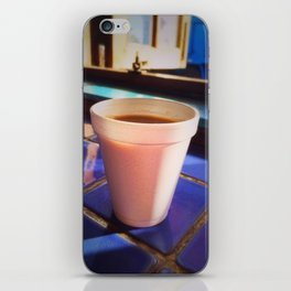 Vieques Coffee iPhone Skin