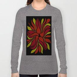 Fire Sprit Long Sleeve T-shirt