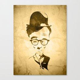 WOOLIE CHAPLEN Canvas Print