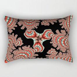 fractal world Rectangular Pillow