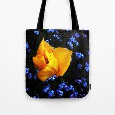 Flower Days Tote Bag