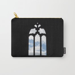 Clouds Through a Window Carry-All Pouch