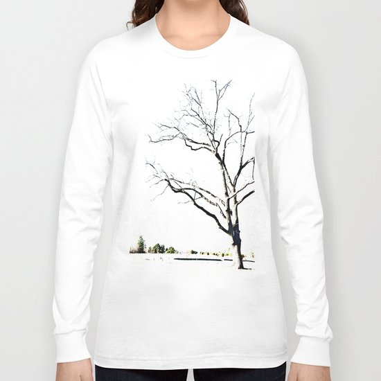 The Etching Long Sleeve T-shirt