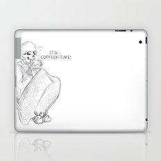 coffeen time! Laptop & iPad Skin