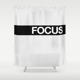 FOCUS 2 Shower Curtain