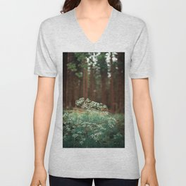 Melody of the Forest. Unisex V-Neck