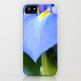 Dwarf Iris iPhone Case