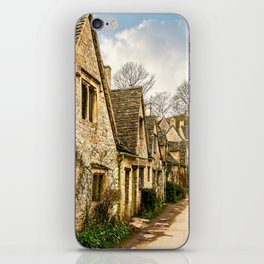 Beautiful Bibury iPhone Skin