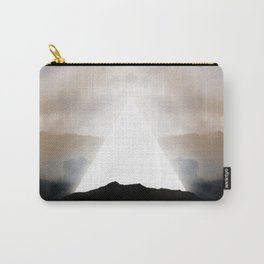 Abstract Landscape 02: New Beginnings Carry-All Pouch