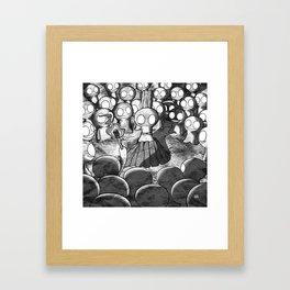 Unanimous Framed Art Print