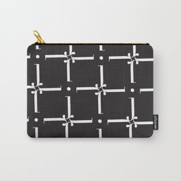 "Wallpaper - The Didot ""j"" Project Carry-All Pouch"