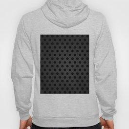 BlackPolka Dots G61 Hoody
