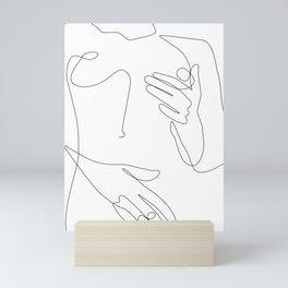 Sensual Erotic Mini Art Print