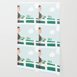 Fresh Air Runner Wallpaper