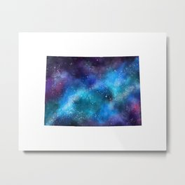 Colorado Galaxy of Stars Metal Print