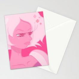 Pink Diamond Stationery Cards