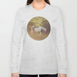 Beauty In The Wild  Long Sleeve T-shirt