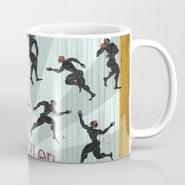 Decathlon Horizontal Poster Coffee Mug