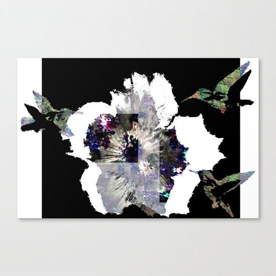 We want nectar! Canvas Print