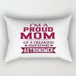 I'M A PROUD ASTRONOMER'S MOM Rectangular Pillow