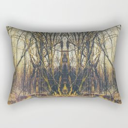 Totem of the Predator Rectangular Pillow