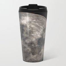 Full Harvest moon Metal Travel Mug