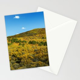Painted Hills of Gunnison National Park Stationery Cards