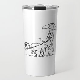 The Dog Walker Travel Mug
